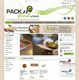 L'E-Boutique d'Emballage Alimentaire Bio | | L'emballage BIO | Scoop.it
