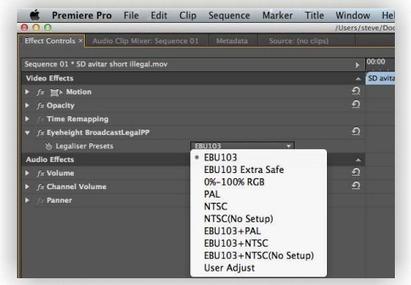 Eyeheight anuncia su nuevo plugin para Adobe Premiere Pro - 709 Media Room | Colorista | Scoop.it