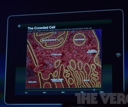 Apple announces iBooks 2, a 'new textbook experience for the iPad' | Learning, Teaching & Leading Today | Scoop.it