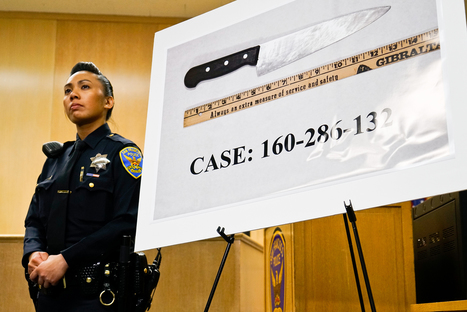 SFPD: Witnesses say man killed by police was coming at officers with knife - The San Francisco Examiner   Police Problems and Policy   Scoop.it