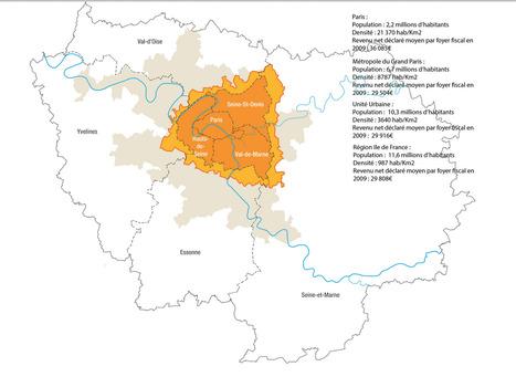 Grand Paris : INCERTITUDE sur les compétences et les moyens de la métropole | URBANmedias | Scoop.it