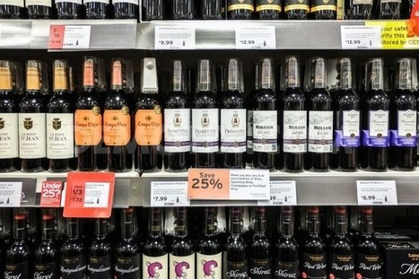 Supermarket discounting down to producers | Autour du vin | Scoop.it