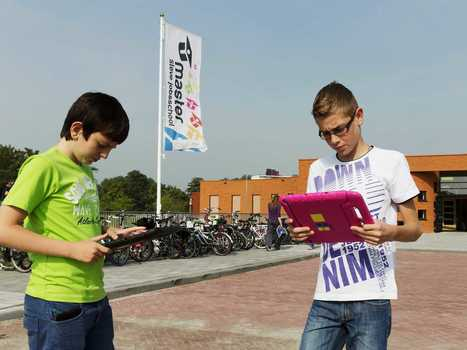 Dutch 'Steve Jobs Schools' Are Trying To Revolutionize Education Through iPad Learning | Innovatieve eLearning | Scoop.it