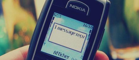 L'âge d'or du SMS est révolu | Gestion des connaissances et TIC pour le développement | Scoop.it