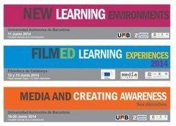 Medios, nuevos entornos de aprendizaje y alfabetización cinematográfica en la MILID Summer School   Educommunication   Scoop.it