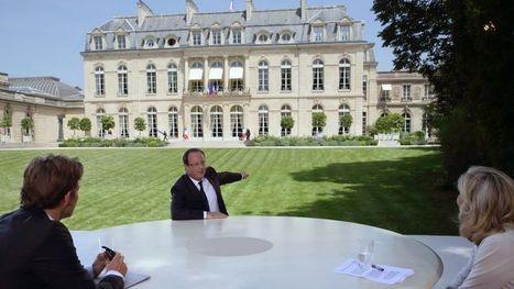 Hollande admet qu'il pourrait encore augmenter les impôts | Politique française | Scoop.it