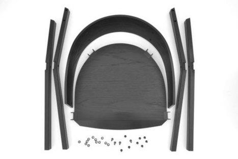 Apart chair by Carlos Ortega Design   product design   Scoop.it
