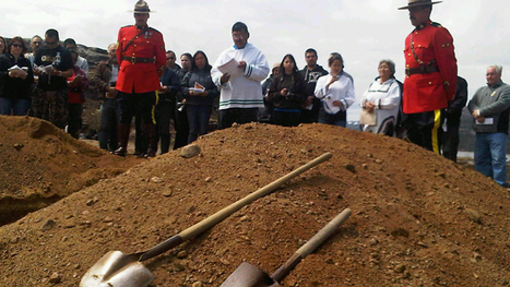 Stolen Inuit remains returned to Labrador - North - CBC News   Inuit Nunangat Stories   Scoop.it
