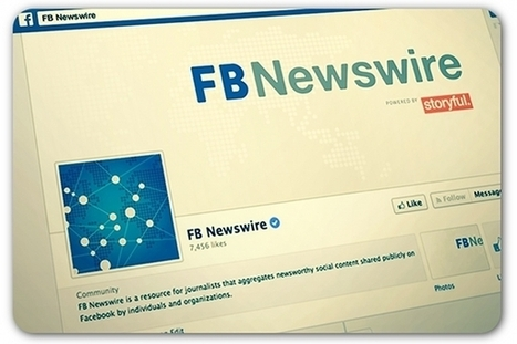 What FB Newswire means for PR pros | Social Media News & Tips | Scoop.it