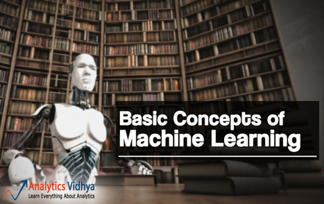 Machine Learning basics for a newbie | Machine learning, data mining and applications (bioinformatics, analytics) | Scoop.it