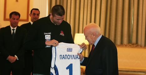 tovima.gr - Μπάσκετ Ρέθυμνο: Στιγμές συγκίνησης στο Προεδρικό Μέγαρο | 1o Dim.school Atsipopoulo | Scoop.it