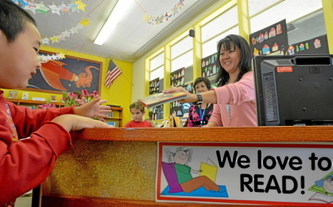 It takes a village to run Torrance elementary school libraries - Daily Breeze | HS library | Scoop.it
