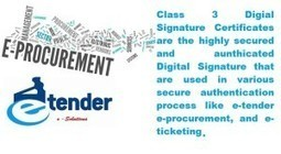 » How to Obtain Digital Signature Certificate from e-Secure ServicesDigital Signature News   Digital signature certificates provider   Scoop.it