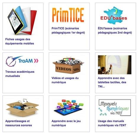 Pratiques pédagogiques avec le numérique - Éduscol   Education & Technology   Scoop.it