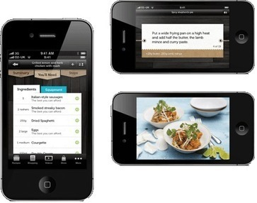 Mobile apps | Jamie Oliver | Brainfriendly, motivating stuff for ESL EFL learners | Scoop.it