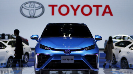 Poop power: Toyota using human waste based fuel to drive its new electric car | Lauri's Environment Scope | Scoop.it