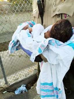 Calif. deputies rescue newborn found buried near river | Criminal Justice in America | Scoop.it