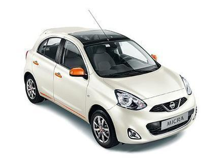 Nissan MICRA HATCHBACK SPECIAL EDITION 1.2 Visia Limited Edition 5dr Lease | Car News | Scoop.it