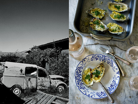 Oysters in the afternoon | À Catanada na Cozinha Magazine | Scoop.it