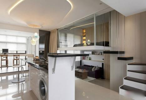 Big Design Ideas for Small Studio Apartments | Mellow D Camp | Scoop.it