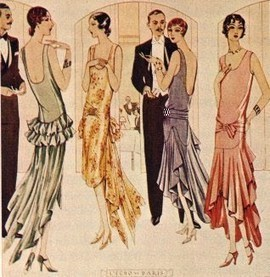 Flappers and the Roaring 20's - www | 1920's and the Great Gatsby | Scoop.it