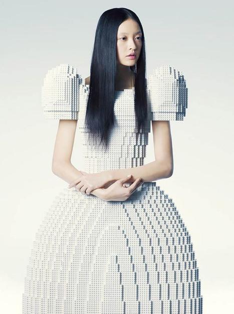 Une robe en lego | Resolunet | Scoop.it