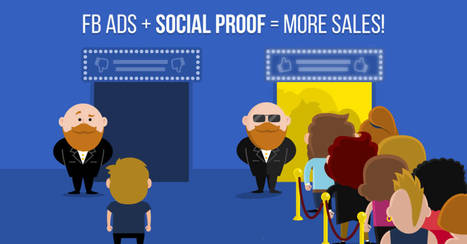 Facebook Ads + Social Proof = More Sales! | Public Relations & Social Media Insight | Scoop.it