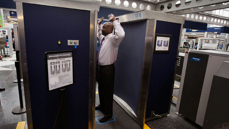 'Useless' TSA scanners provided endless fodder for employees ... | Accommodation Sector | Scoop.it