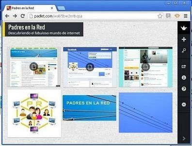 Padlet, una pizarra digital en internet para ti y tus amigos│@nacvic   Recursos Pedagógicos   Scoop.it