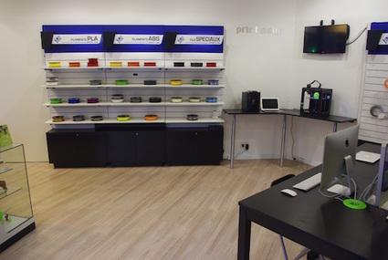 Print Me Up : une boutique pour imprimer en 3D à Paris | 3D Printing -Addditive Mfg | Scoop.it