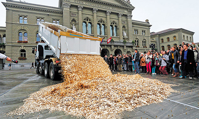 Poverty rate stubborn in rich Switzerland - Ahram Online | Basic Income | Scoop.it