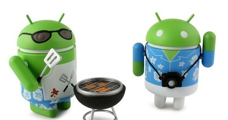 Dyzplastic announces special Big Android BBQ edition Android collectibles | Just Android! | Scoop.it