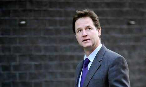 [UK] Nick Clegg: raising tuition fees has not put off working-class students | Higher Education and academic research | Scoop.it