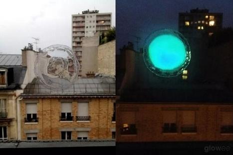 Glowee : des bactéries lumineuses pour éclairer les villes | Innovations urbaines | Scoop.it
