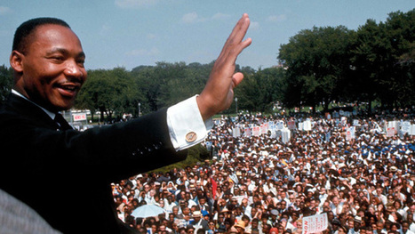 Martin Luther King Jr. - Black History - HISTORY.com | Remember the Titans | Scoop.it