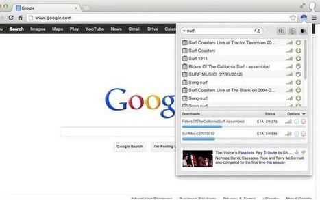 BitTorrent crea Surf para buscar y descargar archivos desde Chrome | jarol | Scoop.it