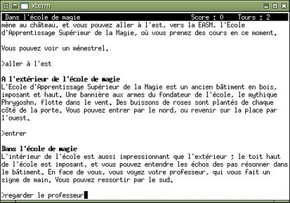 ifiction.free.fr - Fiction-FR --- Le carrefour francais de la fiction interactive | Interactive Fiction and Digital Game-based Learning | Scoop.it