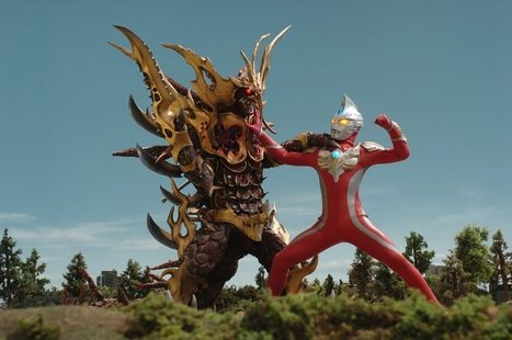 Ultraman Max episode 1 | Daikaiju | Scoop.it