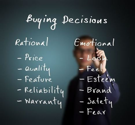 How You Really Make Decisions | Research skills | Scoop.it