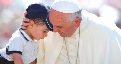 "Pope Francis: ""Children have a 'Right' to a Mother and Father"" - Crisis Magazine 