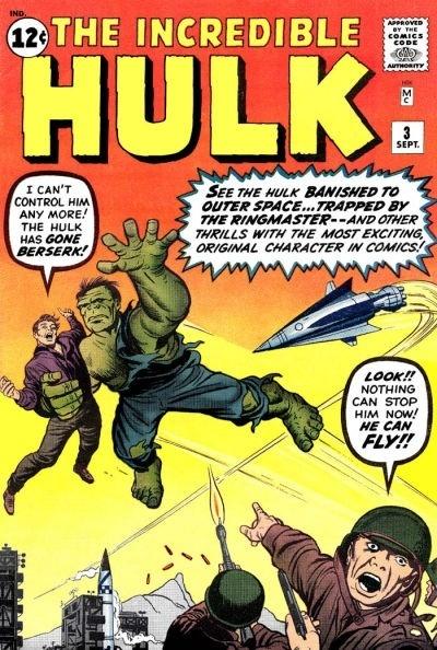 "Comics Covers   Jack ""King"" Kirby   Scoop.it"