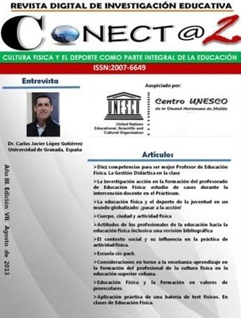 REVISTA CONECT@2 | Revistas de educación matemática | Scoop.it