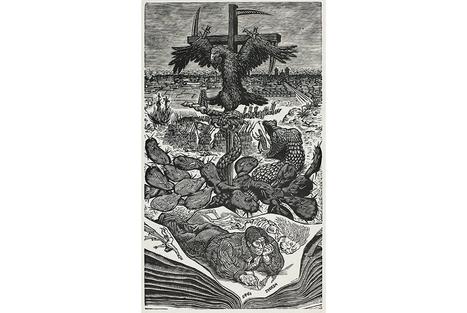 Art Institute presents exhibition of Mexican political prints by the Taller de Grafica Popular | Art Daily | Nouvelles d'Amérique centrale | Scoop.it