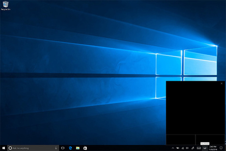 Windows 10 Insider build 14965 disponibile nel canale lento: ecco cosa attenderci | sistemi operativi | Scoop.it
