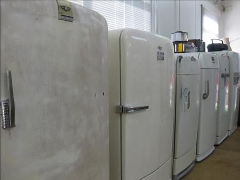 A quoi ressemblera votre frigo en 2050 ? | Economiser l'énergie | Scoop.it