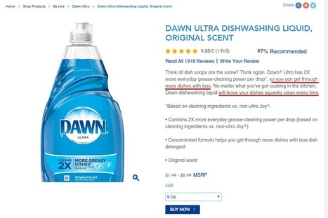 How to Write Product Descriptions That Sell - 5 Useful Tips   Cart2Cart   Scoop.it