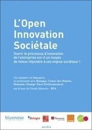Livre Blanc sur les liens entre Open Innovation et Responsabilité Sociale d'Entreprise ... - bluenove | Coopération, libre et innovation sociale ouverte | Scoop.it
