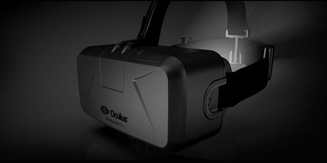 A Brief History Of Oculus - TheInternetVision.com   Digital-News on Scoop.it today   Scoop.it