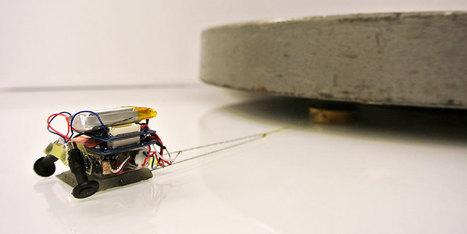 L'Université de Stanford met au point des micro-robots capables de tracter une voiture - H+ Magazine   Ressources pour la Technologie au College   Scoop.it