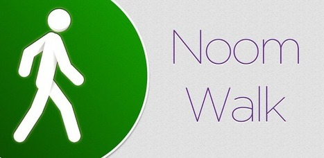 Noom Walk Pedometer - Applications Android sur GooglePlay   Android Apps   Scoop.it